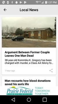 KX News - North Dakota News apk screenshot