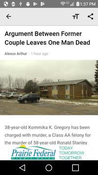 KX News - North Dakota News apk screenshot