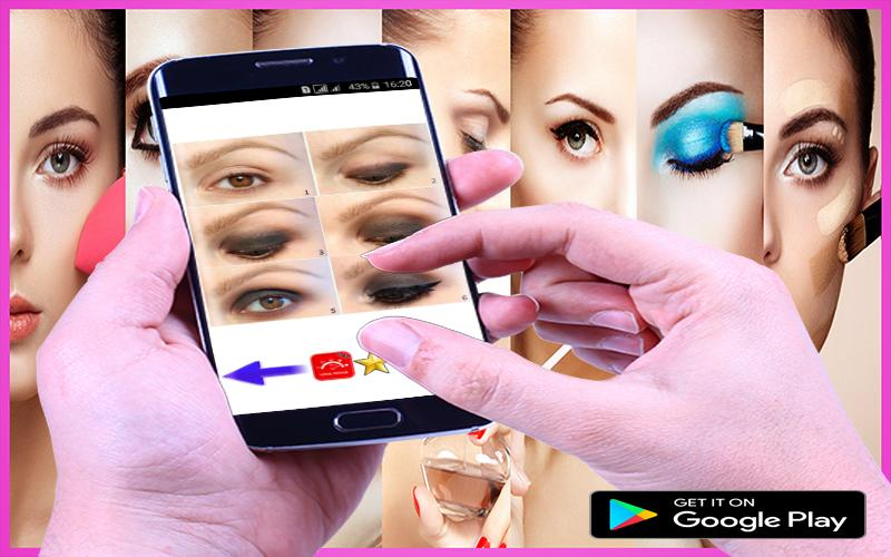 Android Için Makeup Training Cosmetic