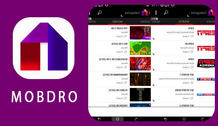 Mobdro for Android - APK Download