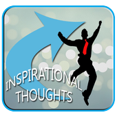 Great Inspirational thoughts icon