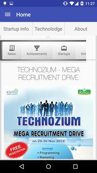 Technolodge apk screenshot