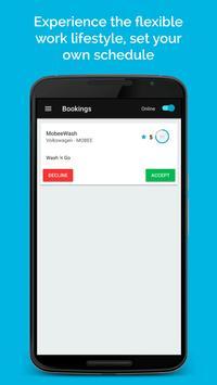 MobeeWash Partner screenshot 2