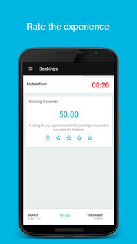 MobeeWash Partner screenshot 4