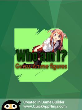 Who Am I? Anime Version apk screenshot