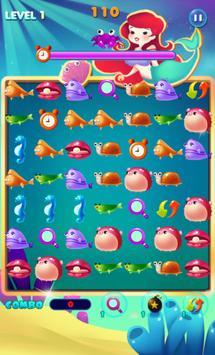 Onet Connect Animal - Mermaid screenshot 3