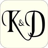 K&D Wedding icon