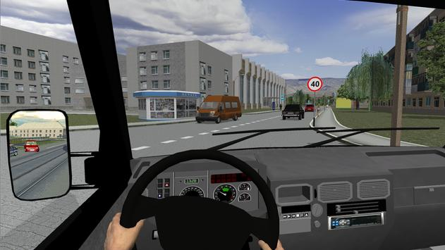 Minibus Simulator 2017 screenshot 3