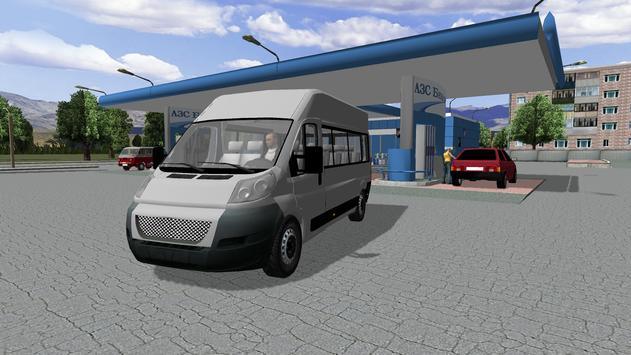 Minibus Simulator 2017 poster