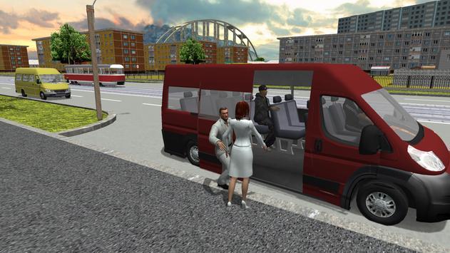 Minibus Simulator 2017 screenshot 2