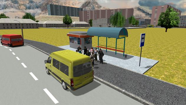 Minibus Simulator 2017 screenshot 4