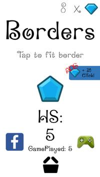 Borders apk screenshot