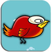 Crazy Funny Bird icon