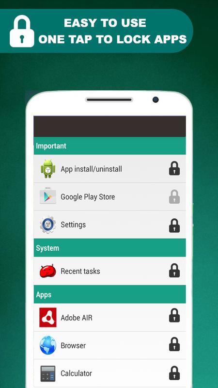 Kyepad App Lock Screen 2018 For Android Apk Download