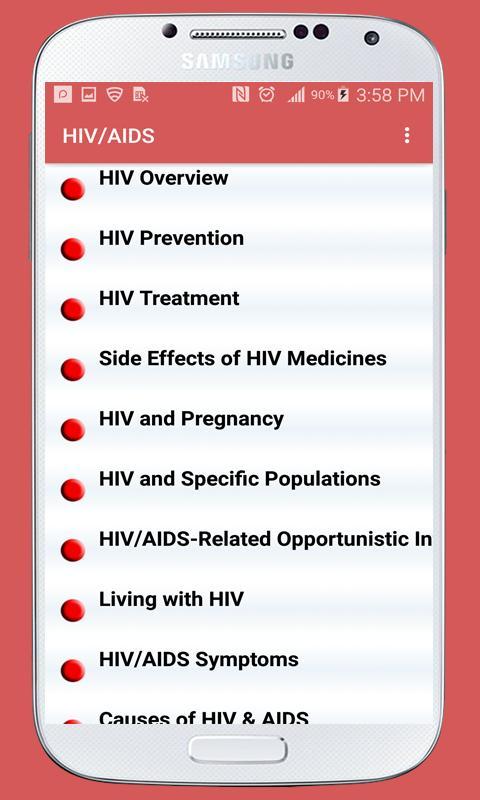 Hivaids apk baixar grtis medicina aplicativo para android hivaids cartaz hivaids apk imagem de tela fandeluxe Choice Image
