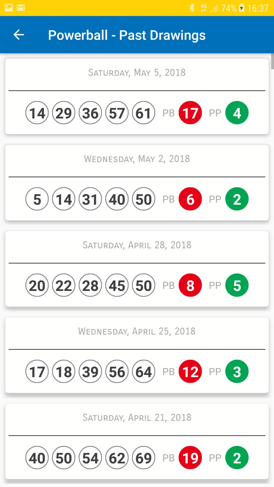 Illinois Lottery Results For Android Apk Download