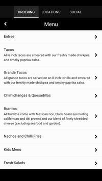 Beach Burrito Company screenshot 1