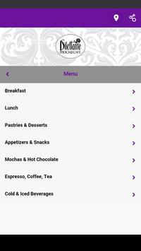 Dilettante Mocha Café apk screenshot