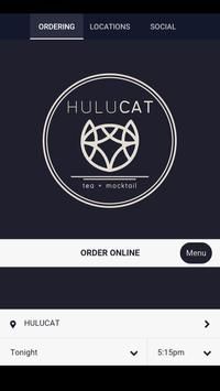 Hulucat poster