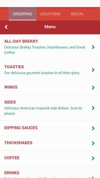 Toasted Delivery screenshot 1
