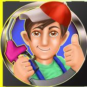 Petrol Boy Millionaire icon