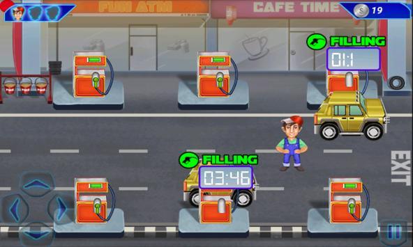Petrol Boy Millionaire screenshot 5