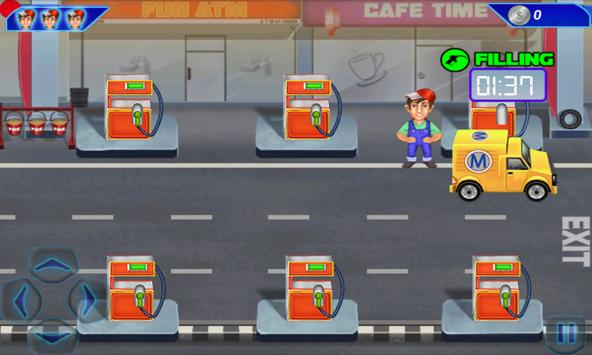 Petrol Boy Millionaire screenshot 1