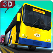 Speed Bus Racer icon