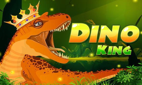 Dino King poster