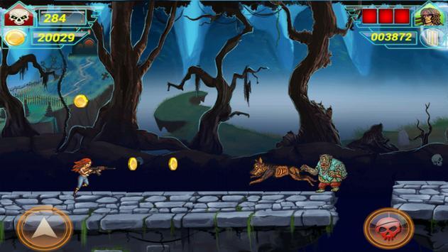 Zombie Shooter Deadly War apk screenshot