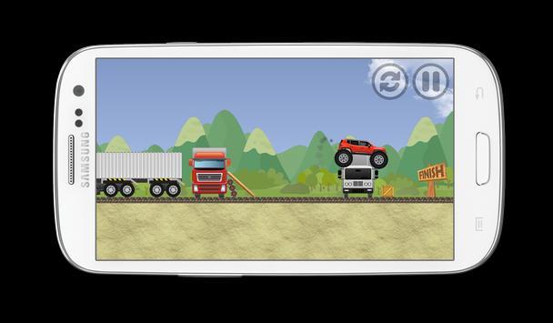 Monster Truck Driver apk screenshot