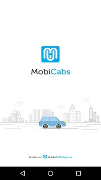 MobiCabs Drivers poster