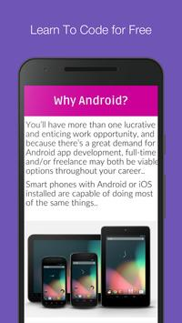 Android Tutorial - Easy Learn Android poster