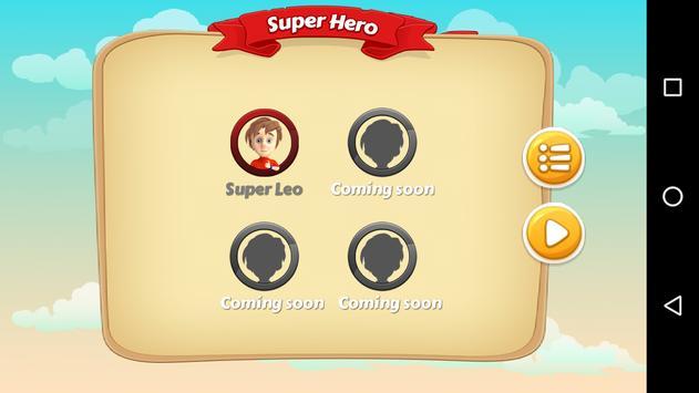 Super Hero screenshot 2
