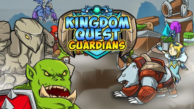 Kingdom Quest: Guardians poster