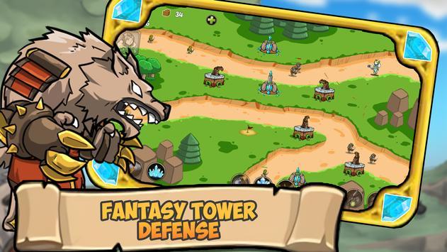 Kingdom Quest: Guardians apk screenshot