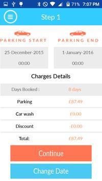 Gatwick Airport Parking apk screenshot