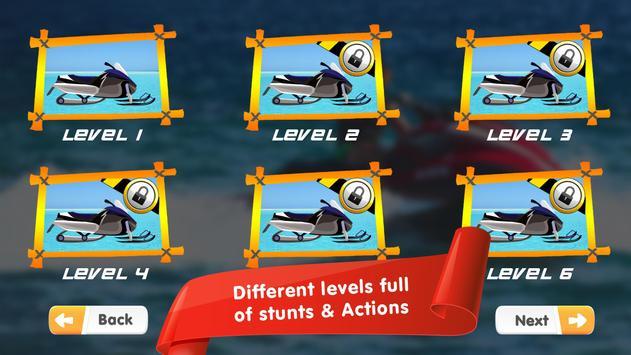 Jet Ski Driver 3D Simulator apk screenshot