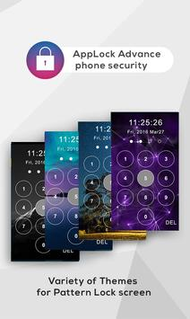 AppLock Advance phone security poster