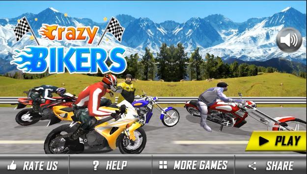 Crazy Bikers apk screenshot