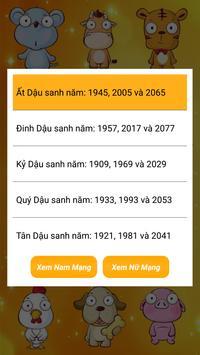 Tu Vi Tron Doi 2018 apk screenshot