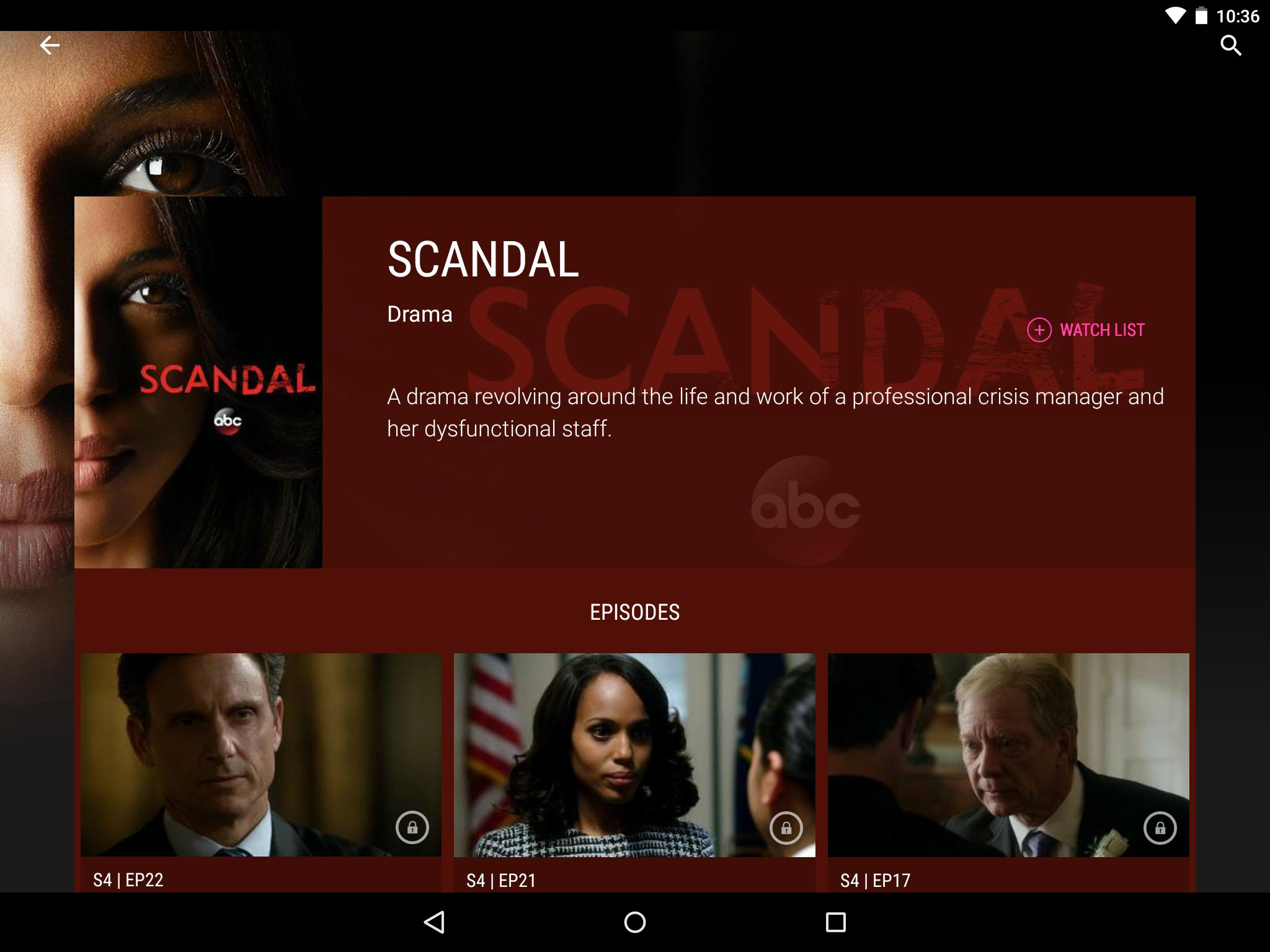 T-Mobile TV with Mobile HD for Android - APK Download