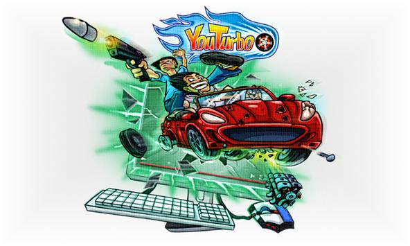 Turbo Game Racing apk screenshot