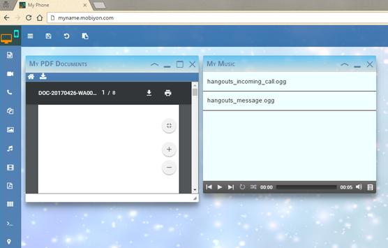 Remote Android on Web screenshot 20