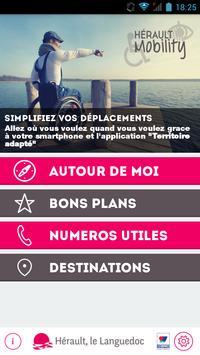 Hérault Mobility poster