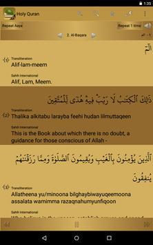 Holy Quran Free - Offline Recitation القرآن الكريم screenshot 10