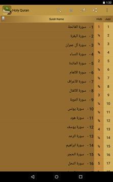 Holy Quran Free - Offline Recitation القرآن الكريم screenshot 9