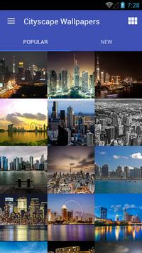 Cityscape Wallpapers poster
