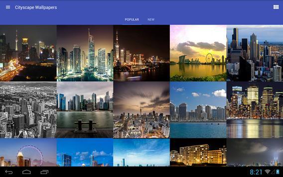 Cityscape Wallpapers apk screenshot