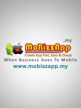 Mobizzapp screenshot 1